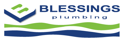 Blessings Plumbing Logo