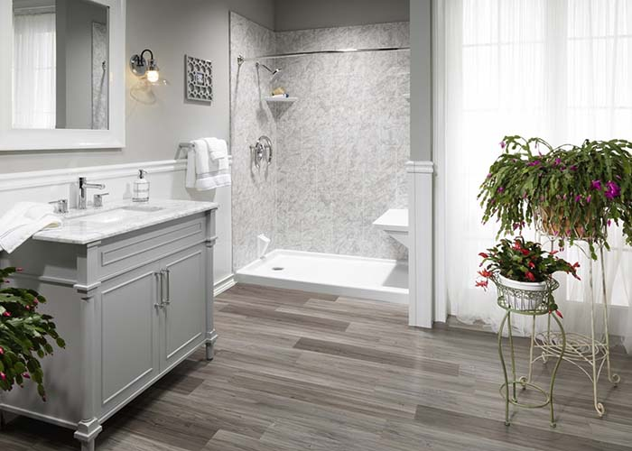 Complete Bathroom Remodeling by Blessings Plumbing in Virginia Beach VA