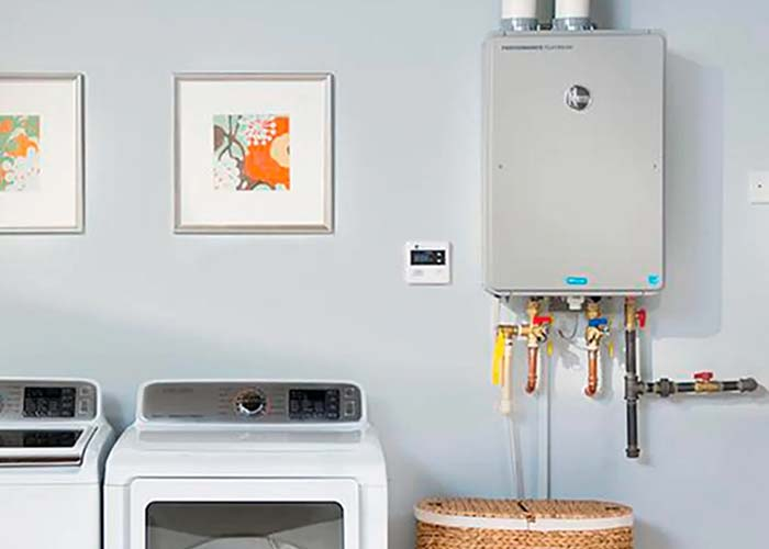 Tankless Water Heater Repair and Installation by Blessings Plumbing in Virginia Beach VA